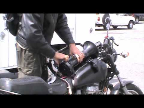 Loudest air horn on motorcycle (And Portable)
