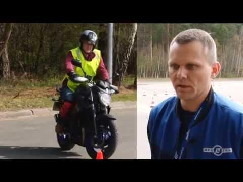 Nauji saugumo reikalavimai motociklininkams