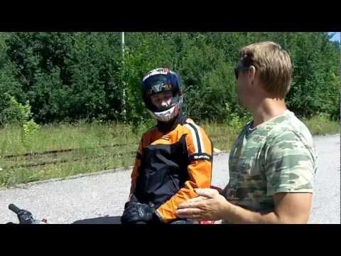 Kaip Pradeti Vaziuoti Motociklu Pirma Karta - Trecia Dalis