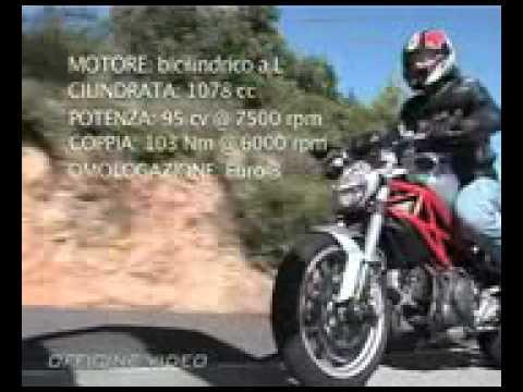 Ducati Monster 1100 - Test Ride