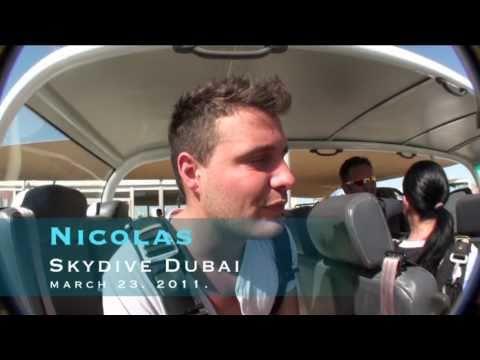 skydive Dubai best jump ever
