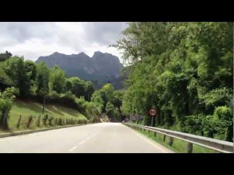 Around Iberian Peninsula by Motorcycle | Suzuki GSF 650 L0