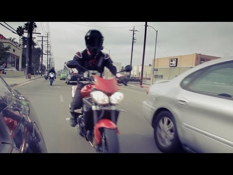 How and Why Motorcycle Lane Splitting is Safe and Good - RideApart