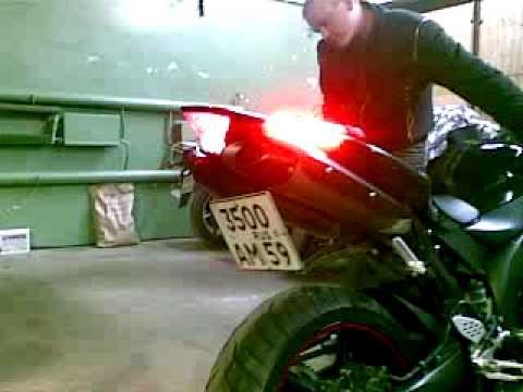 MOTO R1 TURNS ОТКИДНОЙ НОМЕР