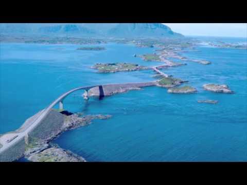 AutoCam Atlanterhavsveien (HD-quality)
