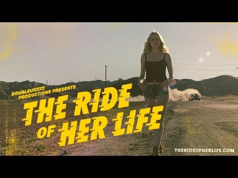 The Ride of Her Life Official Trailer (2014)