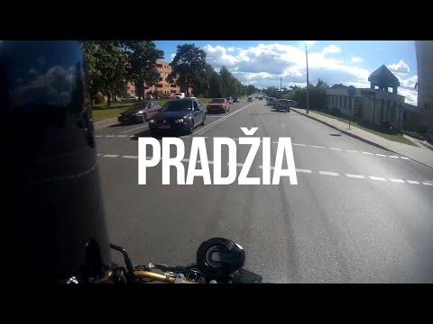 Praudas | Moto vlogas pirma dalis