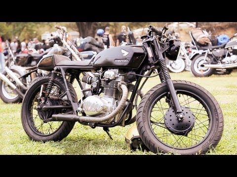 Born Free Vintage Motorcycle Fest! - On Two Wheels Ep. 37