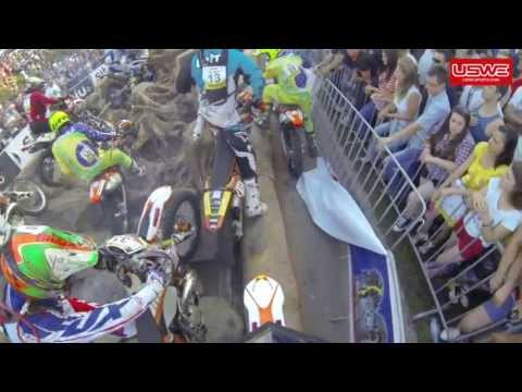 Red Bull Romaniacs Prologue with Jonny Walker