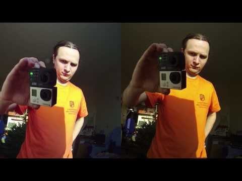 AEE S70 vs GoPro Hero 3 Black edition