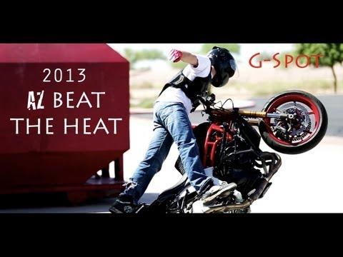 """2013 AZ BEAT THE HEAT """"G Spot"""""""