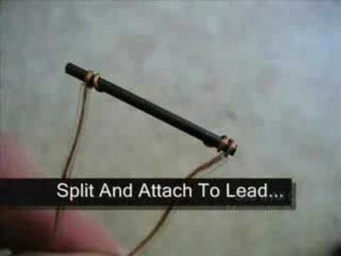 MAKE A  TORCH WITH PENCIL