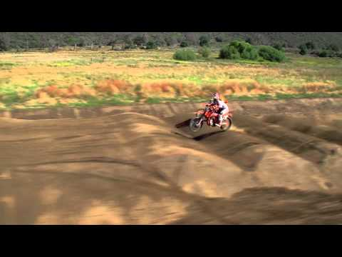 Half-Mile Supercross Rhythm Section - Dungey VS Musquin