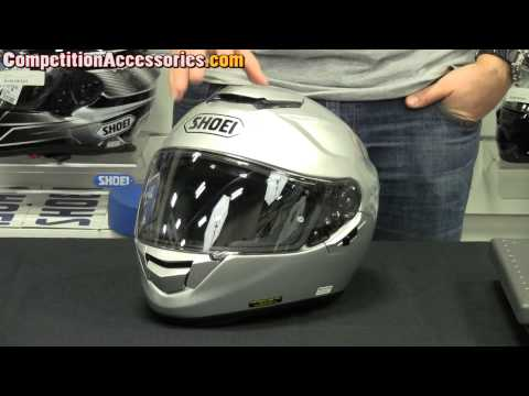 Shoei GT-Air Helmet Review at Competition Accessories