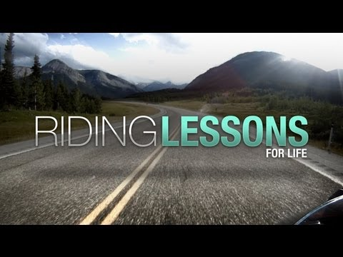 Riding Lessons - For Life