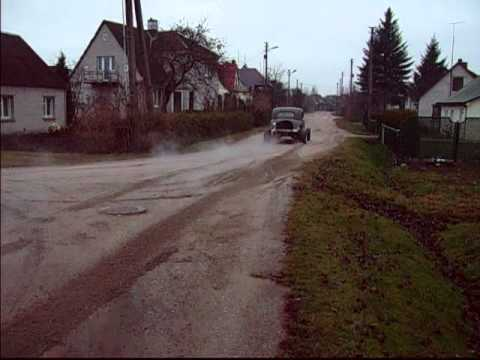 Hot rod project II in Lithuania