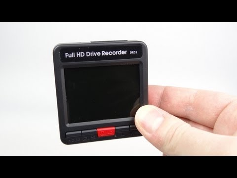 808 # 18 DR32 Car Camera - Demonstration Review
