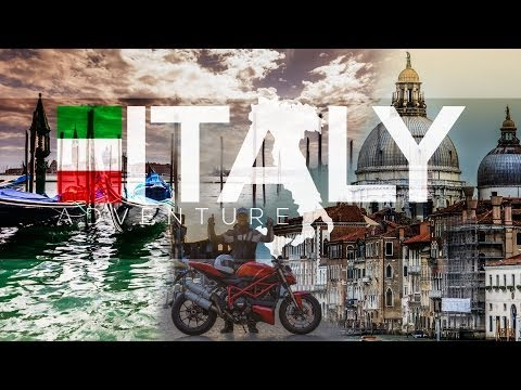 Italy - Ducati Streetfighter 848 - MotoGeo Adventures