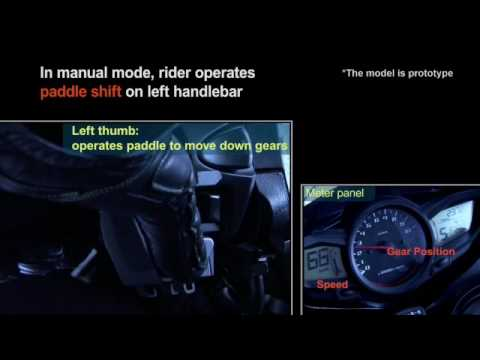 Honda dualclutch demonstration