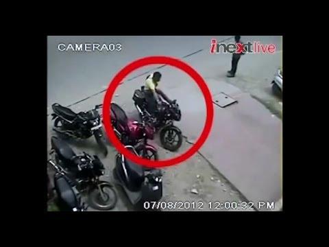 Как угоняют мотоциклы / how to steal motorcycle