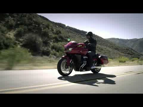 2014 new Honda CTX1300 U.S. official video