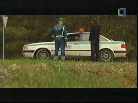 M.Juškauskas gerina policiją. Berkut 1 dal. 2005.