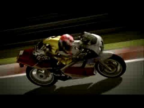 Tourist Trophy Intro PS2