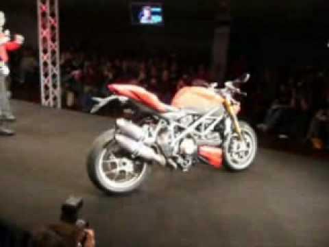 תערוכת מילאנו 2008 EICMA MOTORSHOW