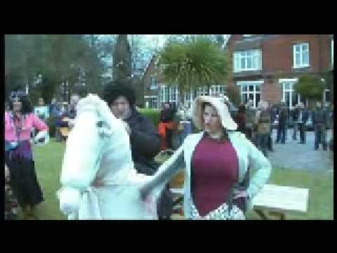 Užgavėnės 2009 Lietuvių Sodyboje Headley Park