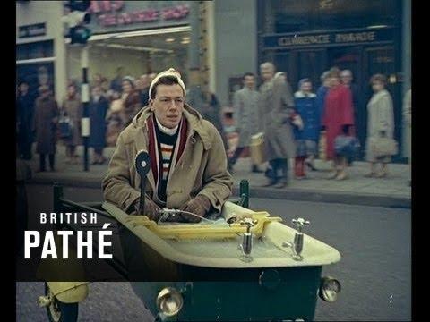 The Motorised Bath Tub