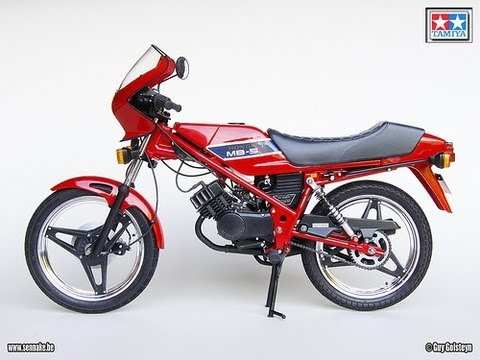 Classic bike review. My 1982 Honda MB5 or MB50