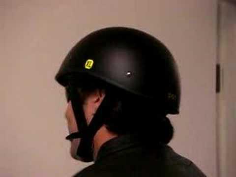 Zox Old School DOT Helmet XLarge