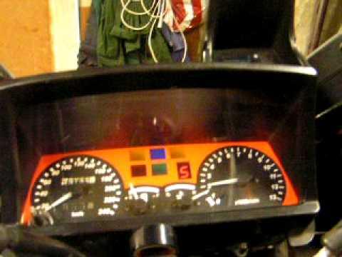 Kaw GTR gear
