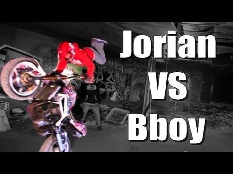 Jorian Ponomareff VS Bboy Keemo