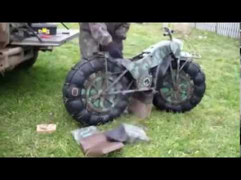 All Terrain Vehicle That Fits In A Suitcase