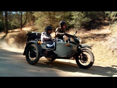 The Great Ural Adventure! - On Two Wheels Episode 16