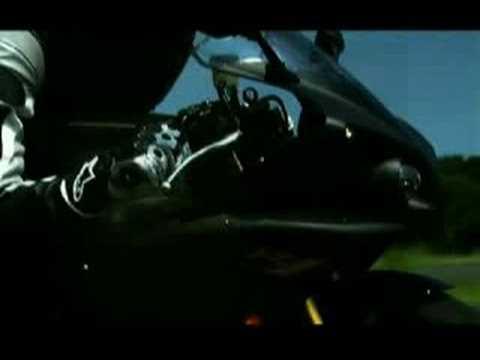 2009 Yamaha YZF-R1 engine  technology  explanation