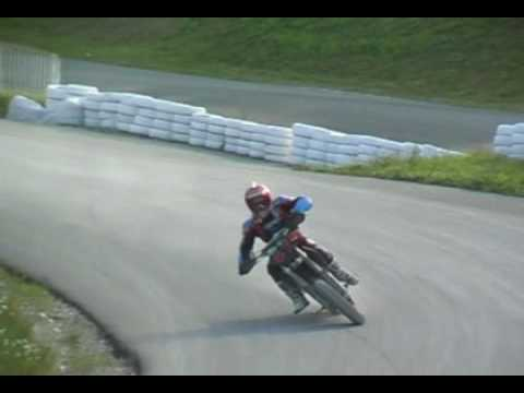 SuperMoto Slide Video