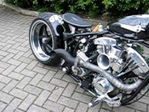 1957 Harley Davidson FXST Vintage Racer FOR Sale!!