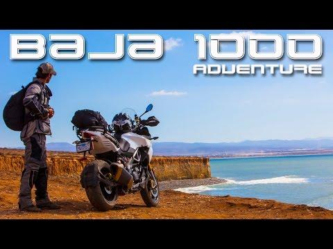 BAJA 1000 Aprilia Caponord - MotoGeo Adventure