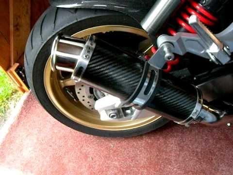 Honda CB1300 SP Engineering Frome