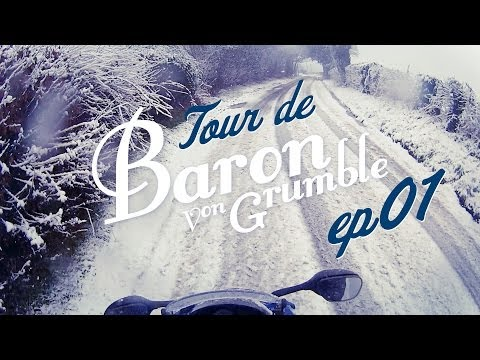 Tour de Baron ep01: London to LeMans