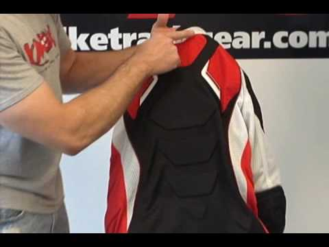 Shift Air Avenger Jacket from Sportbiketrackgear.com