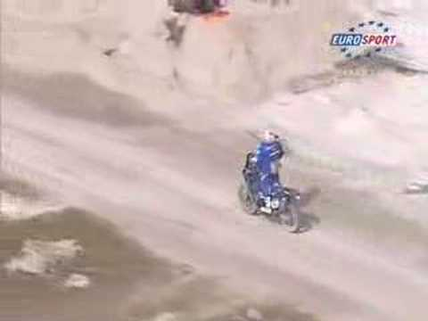 Lisboa Dakar Rally 2007 - Motorbikes Stage 15