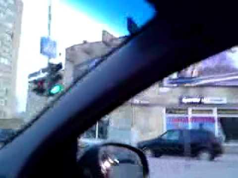 15min.lt - motociklininkas juda tarp eismo juostų (2)