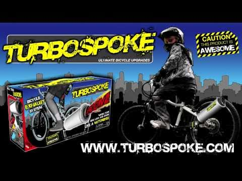 2011 Turbospoke - The Bicycle Exhaust System
