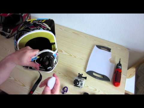 How To - GoPro Helmet Chin Mount - How We Did Ours