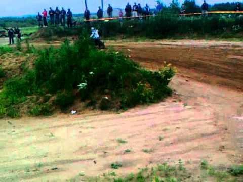 Retro motocross gargzdai 2011