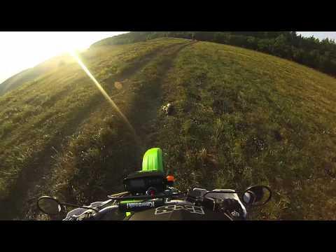 Вынимаем бурундука из мотоцикла!