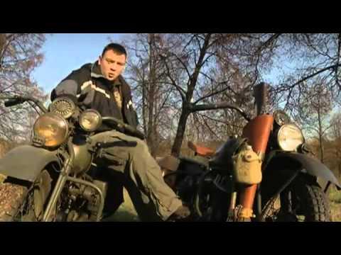 Техника Военных Лет (серия 7)Мотоциклы Второй Мировой войны
